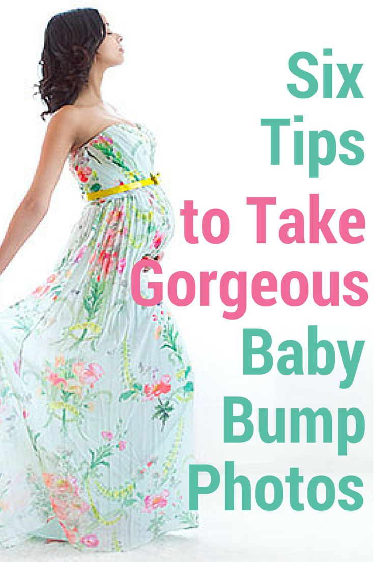 Six Tips to Take Gorgeous Baby Bump Photos - Your pregnancy will be over before you know it — so celebrate with plenty of baby bump photos! #BumpDay #photos #tips | whattoexpect.com