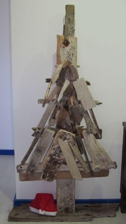 Langebaan driftwood Xmas tree ! Handmade !!