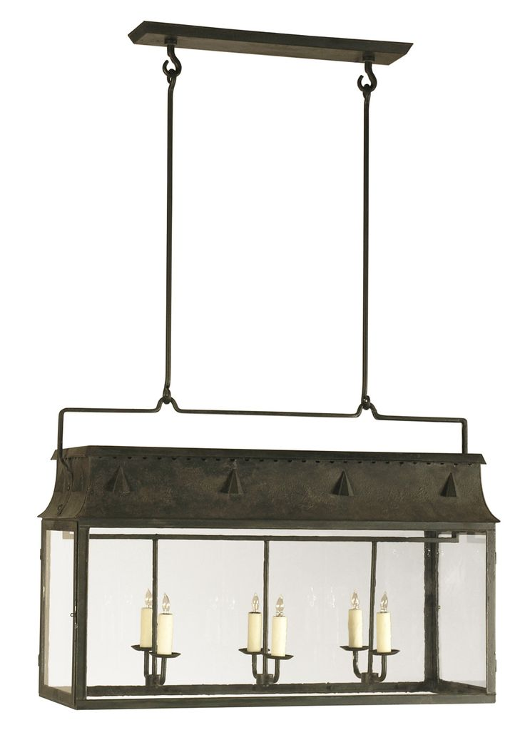 Hamlin Lantern (#6078) | DF Companies #LuxuryLighting #Lighting  #InteriorDesign #