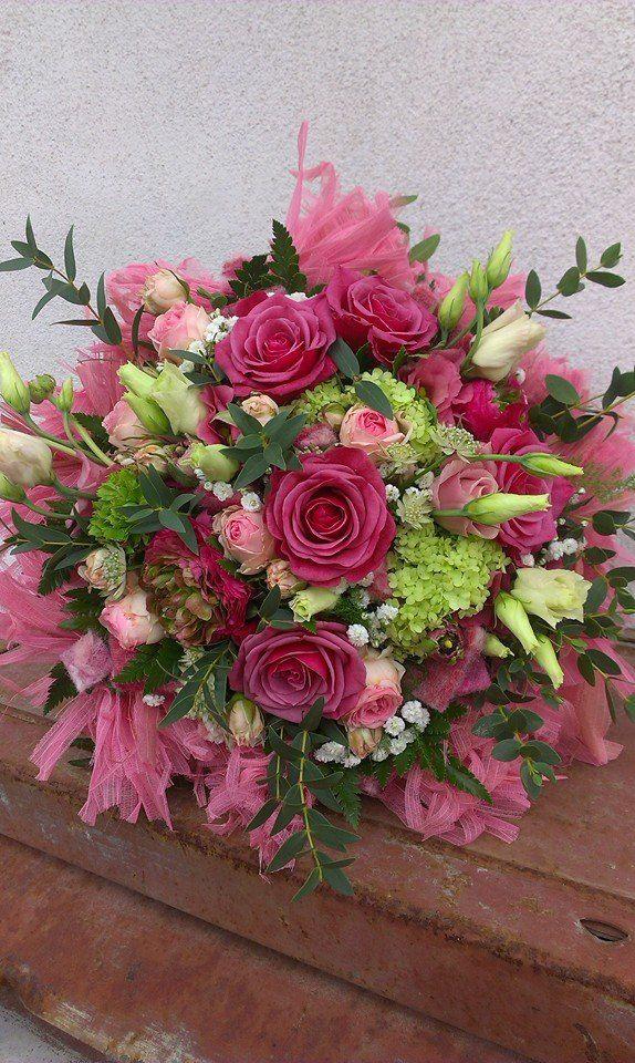 www.toneintone.eu Pink Bouquet
