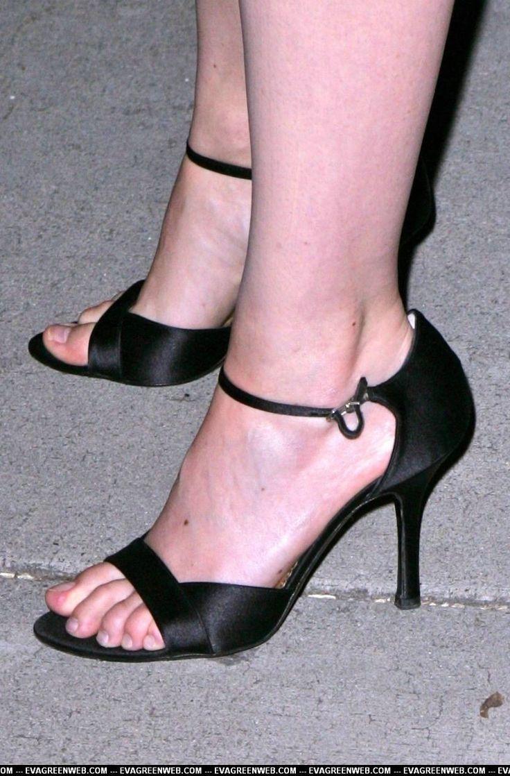 Eva grüne Füße Bilder
