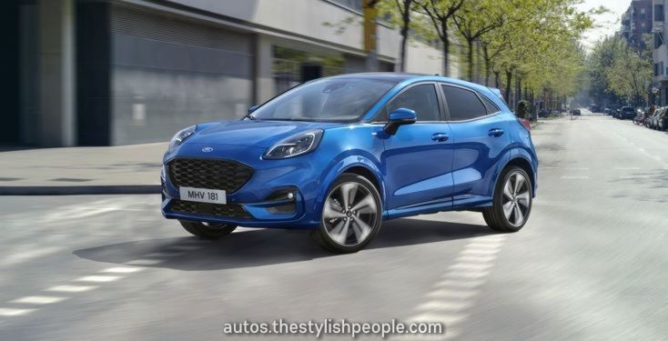 Spectacular Ford Puma The Brand New Compact Suv Makes Robust