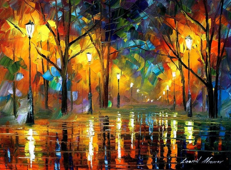 SOUL OF NIGHT - AFREMOV by ~Leonidafremov on deviantART