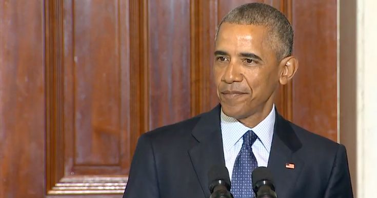 Obama's Morning Comments On Dallas Cop Executions Ooze With Disrespect — He Can't Help Himself