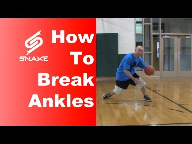 How To Ankle Break?