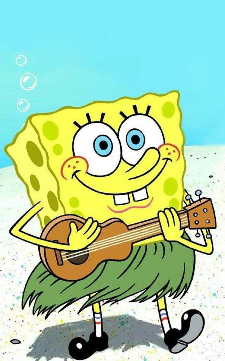 Bob l'éponge Carré in 2020 Spongebob wallpaper