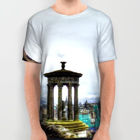 Buy Edinburgh All Over Print Shirt by haroulita!!. Worldwide shipping available at Society6.com. Just one of millions of high quality products available.