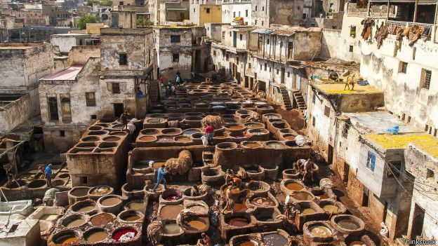 Medina de Fez, Marruecos  La lista de los mejores destinos turísticos, según Lonely Planet - BBC Mundo
