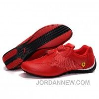 Men's Puma Jiyu V Wn's Shoes Red Cheap To Buy