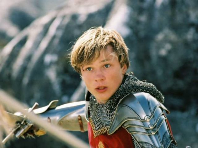 "I got: Peter Pevensie! Which Character From ""The Chronicles Of Narnia"" Are You?"