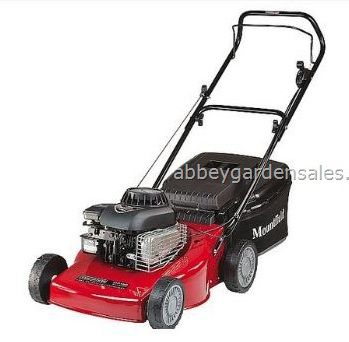 Rotary Mowers : Mountfield Petrol Lawn Mowers : Mountfield HP185 45cm 125cc Push Rotary Petrol Lawn Mower ((EX Grade Sell Off Special With Free Oil PRE ORDER))