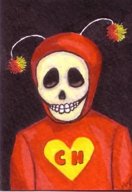 El Chapulin Colorado D 237 A De Los Muertos Pinterest