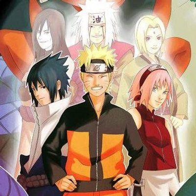 Naruto - Team 7 & The Sannin. Naruto, Sasuke, Sakura ... Naruto And Sakura And Sasuke