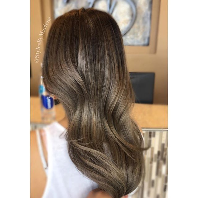 Light ash Brown
