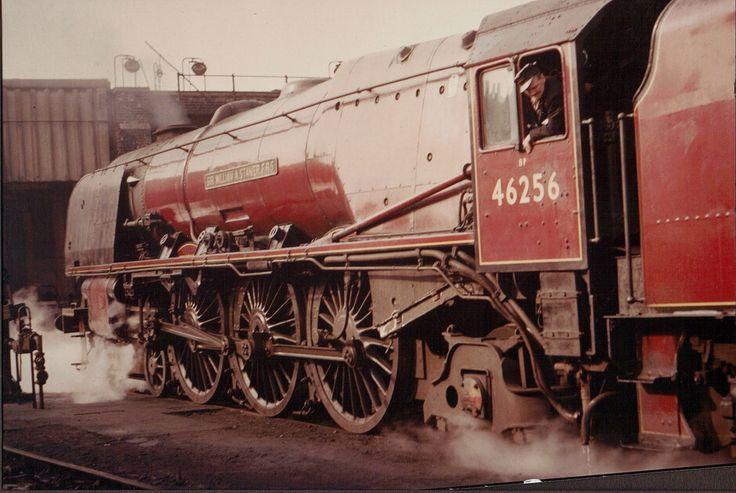 46256, Sir William Stanier FRS. Photo c/o Steven Toogood