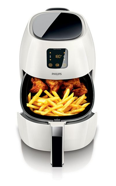 Philips Airfryer XL HR924001: Philips launches new Airfryers for a variety of great tasting food with up to 80% less fat
