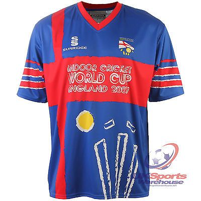 Surridge england cricket #shirt indoor #world cup 2007 adults very rare #rrp£40,  View more on the LINK: http://www.zeppy.io/product/gb/2/391047304249/