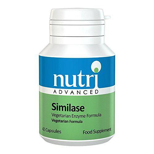 Nutri Advanced - Similase (Plant enzyme digestive formula) - 42caps Nutri Advanced http://www.amazon.co.uk/dp/B00F2JRWXW/ref=cm_sw_r_pi_dp_7hRdxb1TTE3J7