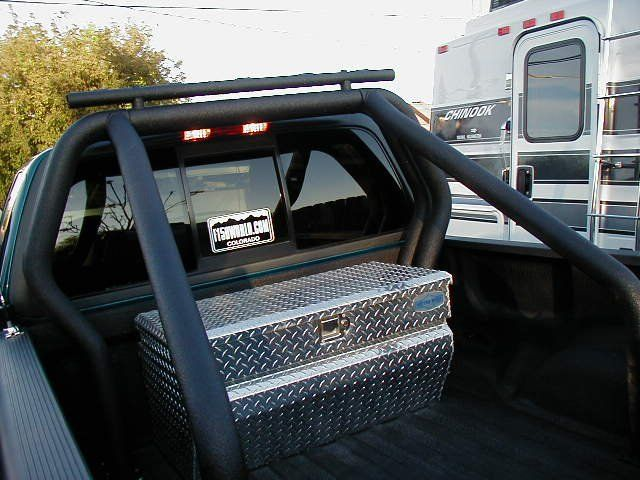 Ford Truck World Roll Bar For Kc Lights Get It In