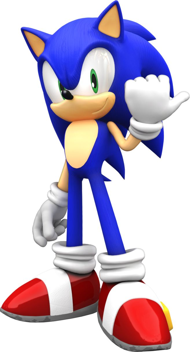 Sonic may go where his heart takes him, though I'm sure he'll show you the way