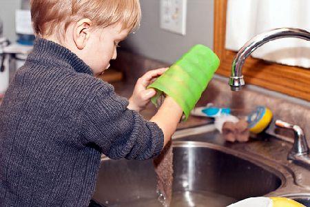 Η επιτυχία ξεκινά από το πλύσιμο πιάτων!