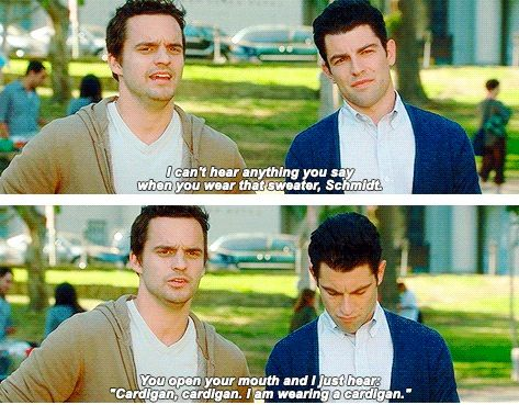 one of my favorite scenes from new girl
