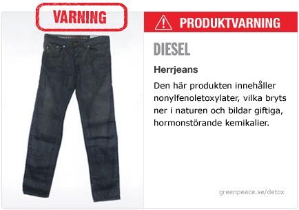 Diesel - Herrjeans