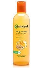 Elmiplant  Energizing Massage Oil