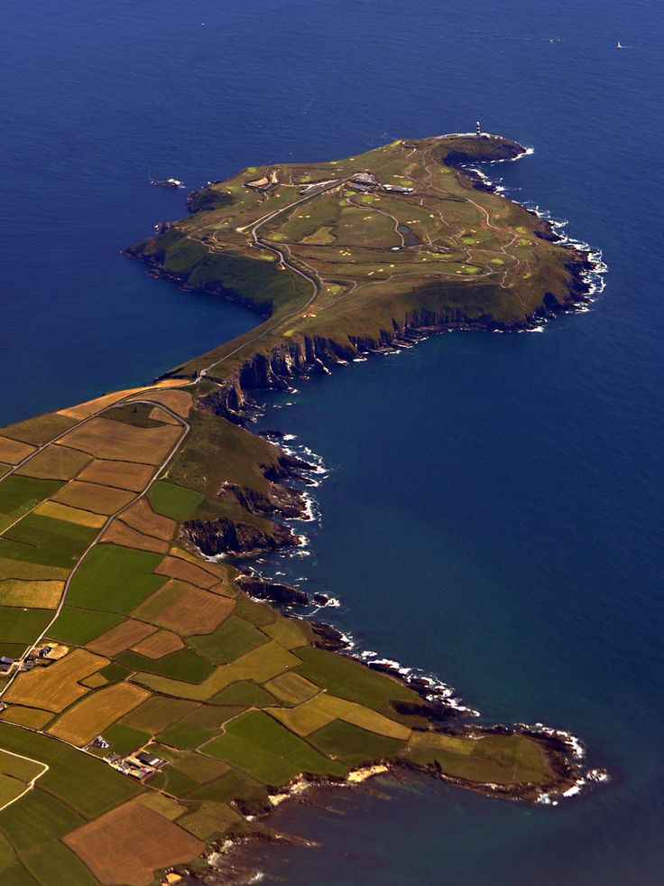 The Old Head of Kinsale, near Kinsale, County Cork, Ireland