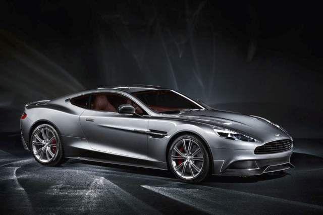 Aston Martin DB11 2018 Model