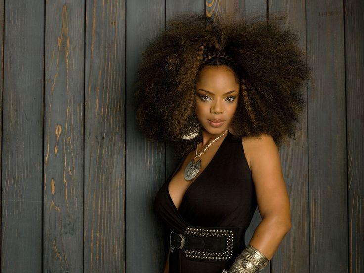natural hair celebrities | Natural Hair Celebrity- Leela James