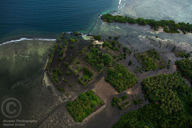 The ancient ruins of Nan Madol on Pohnpei island Micronesia. This site consists of no fewer than 93 man made islands that were the center of a unified, island wide chiefdom called the Saudeleur dynasty. The Saudeleur dynasty had broken down and been replaced by a fragmented chiefdom by the time of European contact...These ruins were under construction as early as 1200 ad although the site has been occupied since at least 1ad.