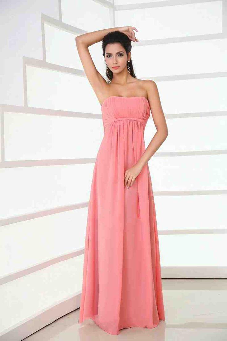 51 best chiffon bridesmaid dresses images on Pinterest | Ballroom ...