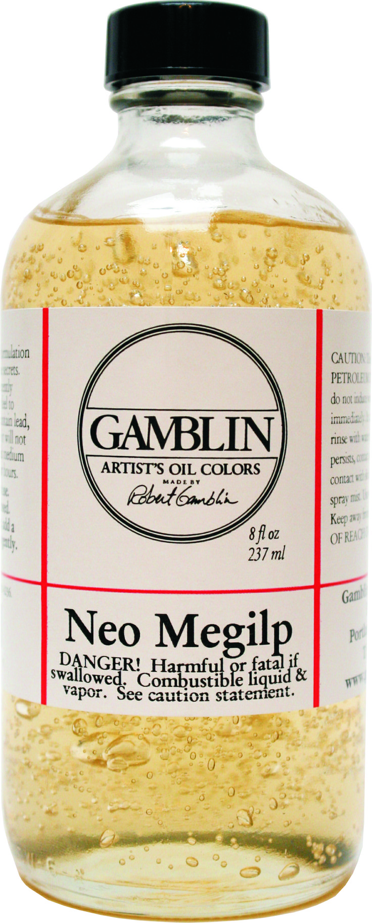 """Christopher Ahlers from Wyndham Art Supplies in Guelph, Ontario, Canada: """"Gamblin Artist Colors' oil colors and mediums are our fastest-growing professional oil paint line. Its Neo Megilp is surprisingly popular."""" gamblincolors.com"""
