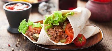 Μπουρίτος, φαχίτας, εντσιλάδας και όλα τα απαραίτητα συνοδευτικά για ένα πλήρες μεξικάνικο γεύμα στο σπίτι!