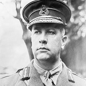Arthur Currie was the leader of all 4 divisions of the unified Canadian Corps, and was the first general of the Canadian military.  His successes came at the Second Battle of Ypres, the Battle of Vimy Ridge, neutralizing the City of Lens in the Hill 70 battle, overcame horrendous trench warfare in Passchendaele, and launched a successful attack during the Hundred Days Offensive.  He was knighted after the Great War ended, and won a multitude of medals afterward.