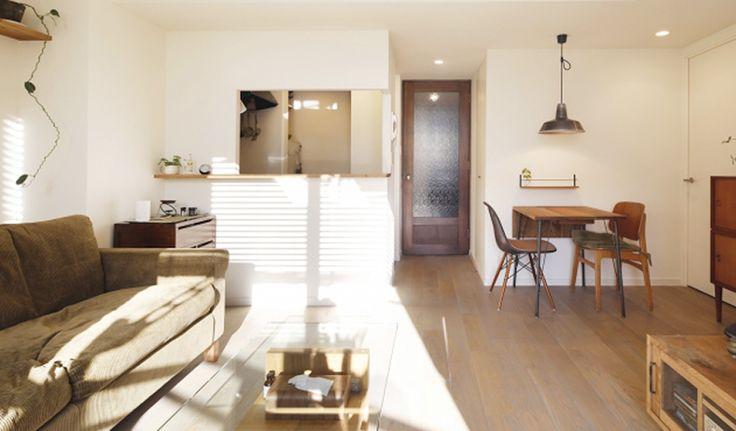 日本 16 坪大地色溫暖木質公寓 - DECOmyplace 新聞