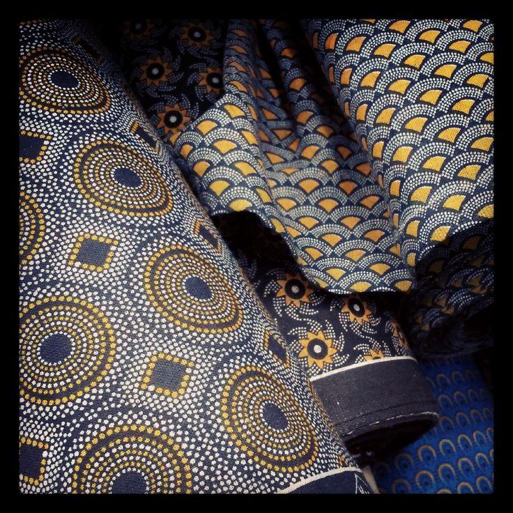 Shweshwe Fabric: Blog post by African designer Nicole Hayley - www.nicolehayley.com