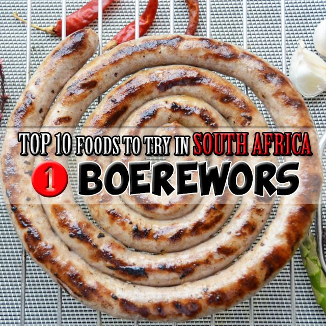 #Top10 foods to try in #SouthAfrica READ HERE Thx @bbcgoodfood #ProudlySouthAfrican #Foodie #FoodPorn #MeetSouthAfrica