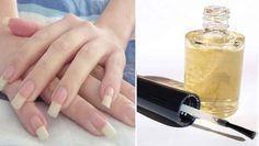 Alargas tus uñas y hazla muchos mas fuertes aplicando esto, yo o utilice y ahora son mas largas y resistentes.