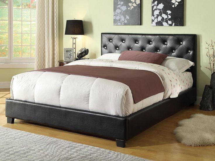 11 best Tufted Beds images on Pinterest