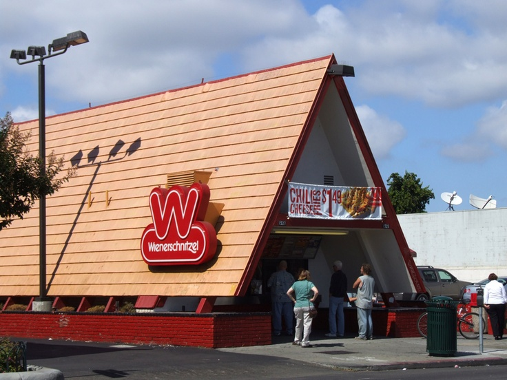 Wienerschnitzel formerly at 1529 Park Street (Alameda, CA)  How many Cili Kraut dogs did I eat there!