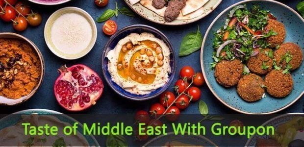 Taste Of Middle East With Groupon Halal Recipes Delicious Destinations Mediterranean Diet Snacks