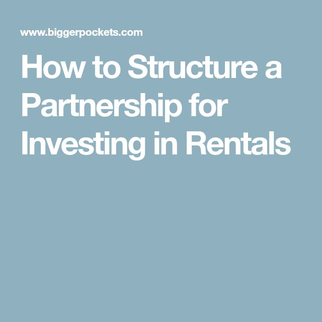 How to Split a Real Estate Deal With Your Partners Real Estate