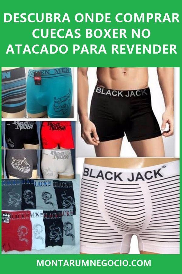 714530fa4 Veja as dicas de onde comprar cuecas boxer no atacado para revender ...