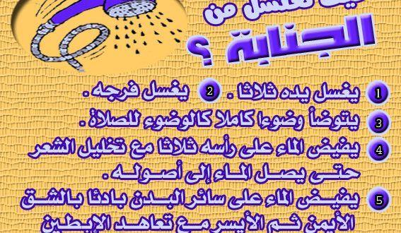 الجنابة Arabic Calligraphy Calligraphy