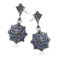 Srebro - Kolczyki - Biżuteria - YES