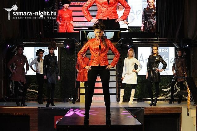 "Fashion Opera by Green Models. 29 февраля в ресторане ART состоялась фэшн-вечеринка по мотивам рок-оперы ""Моцарт"", г. Самара"