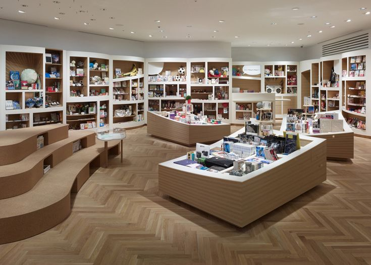 82 Best Retail Design Book Stores Images On Pinterest