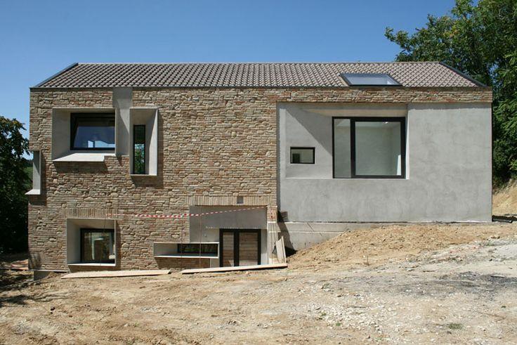 Picture House by Barilari Architetti, Ripatransone, Italy